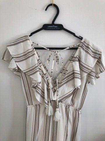 Vestido soltinho  shoulder  - Foto 2