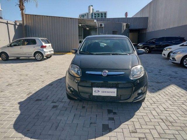Fiat Palio Sporting 1.6 2016 Teto sola  40KM Versão blue edition - Foto 8