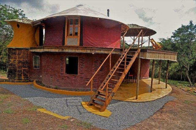 Vale do Capão Casa Artística 15 mil m2 com rio 2 quartos a menos de 1km da vila - Foto 12