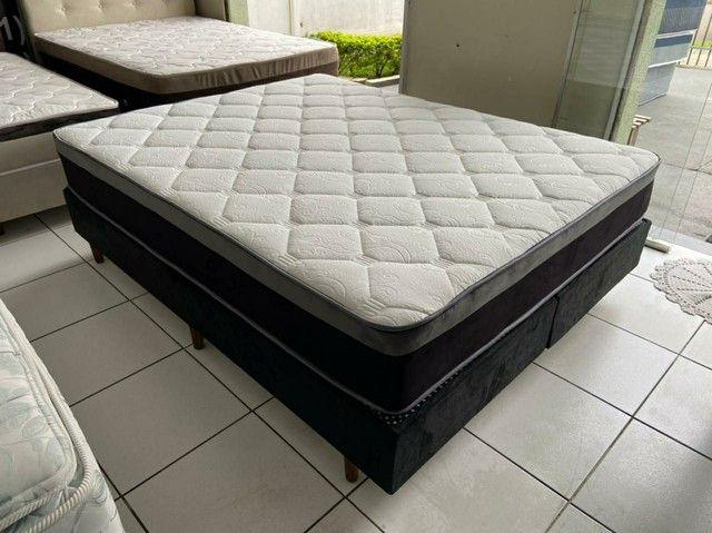 impecável cama queen size  - Foto 3