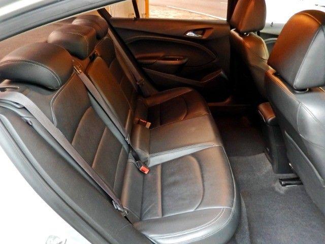 Chevrolet Cruze 1.4 Turbo LT Automático 2017 Impecável - Foto 7