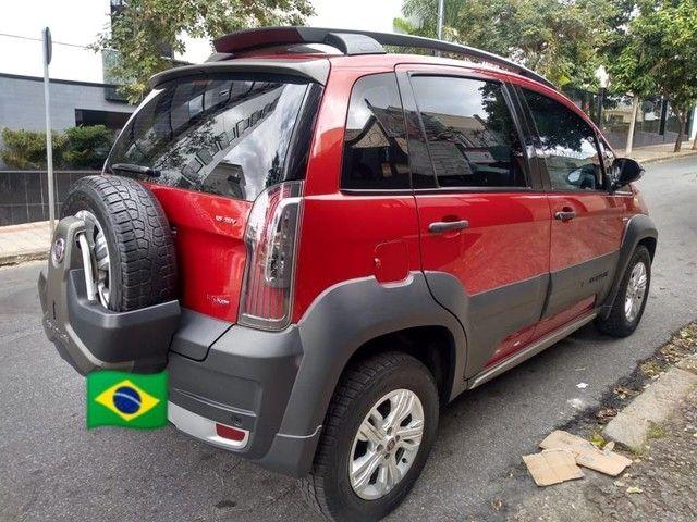 Fiat Idea Adventure 1.8 Dualogic 2012/2013 - Foto 9
