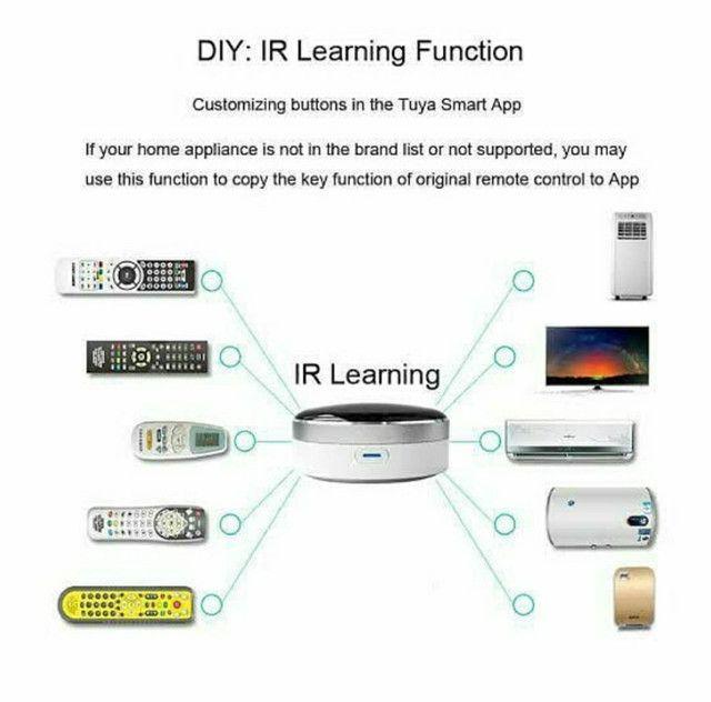 Smart Universal Inteligente Alexa - Siri - Casa do Google - Tipo Echo Dot  - Foto 3