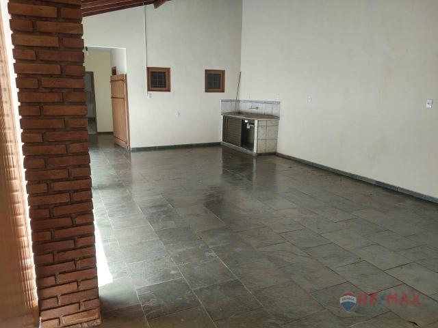 Casa com 4 dormitórios para alugar, 549 m² por R$ 2.800/mês - Jardim Tarraf II - São José  - Foto 2