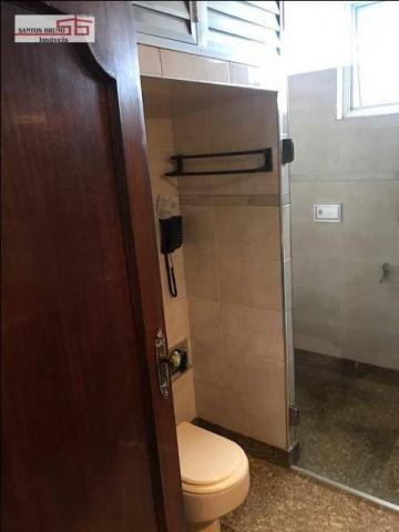 Cobertura 300 m² 4 dorm, sendo 1 empregada, 1 suíte, 3 salas, cozinha e 2 vagas para aluga - Foto 12