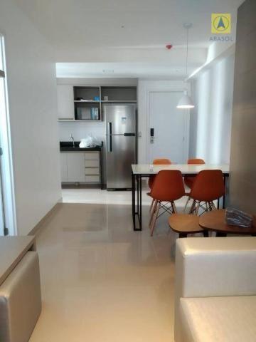 Beach Class - 26° andar - Apartamento mobiliado - Boa viagem - Recife