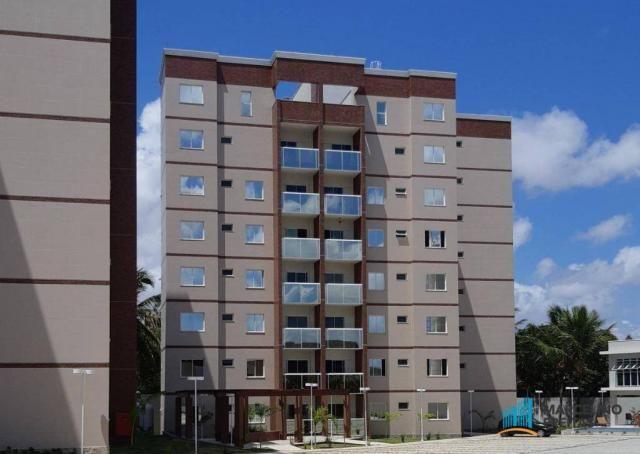 Apartamento c/3 quartos à venda, 77 m² por R$ 359.504 - Eusébio - Eusébio/CE - Foto 16