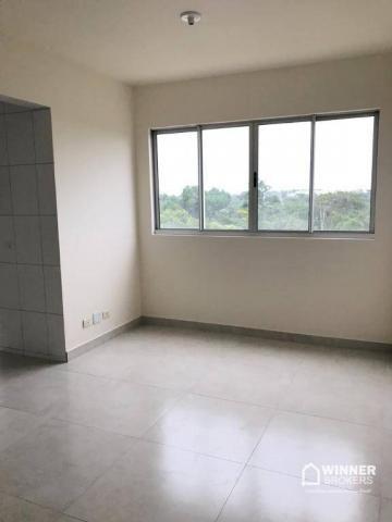 Apartamento com 3 dormitórios à venda, 80 m² por R$ 300.000,00 - Zona 01 - Cianorte/PR - Foto 3