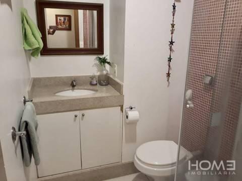 Lindo apartamento mobiliado 1 dormitório à venda, 40 m² por R$ 550.000 - Copacabana - Rio  - Foto 6