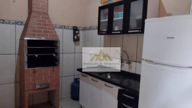 Casa com 3 dormitórios à venda, 120 m² por R$ 190.000,00 - Jardim Paraíso - Sertãozinho/SP - Foto 14