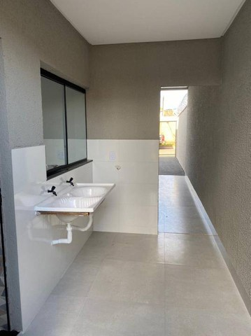 Casa   2 quartos 1 suite,  em Jardim Marques de Abreu - Goiânia - GO - Foto 14