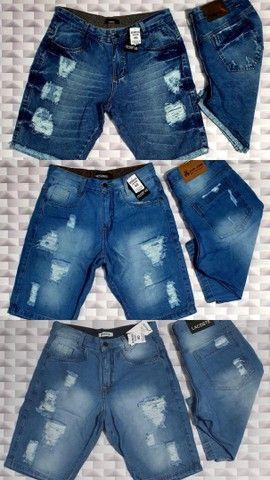 Bermudas jeans  - Foto 4