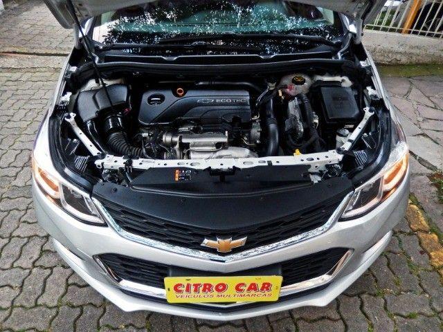 Chevrolet Cruze 1.4 Turbo LT Automático 2017 Impecável - Foto 11