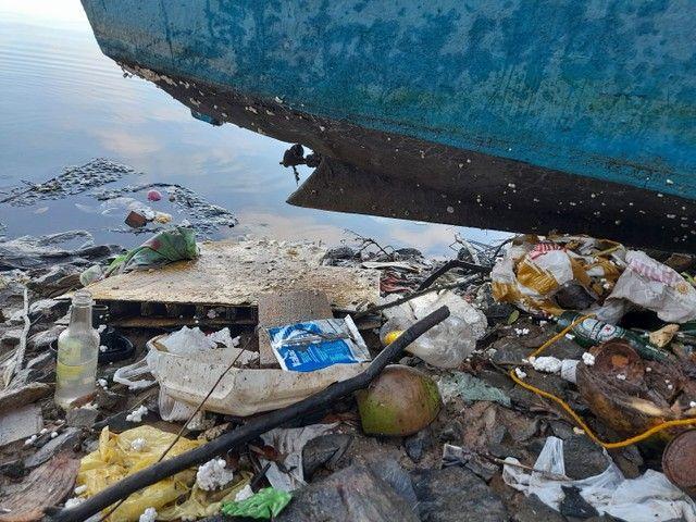 Barco com moto pra vender logo - Foto 6