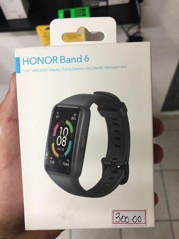 honor band 6 pulseira inteligente - Foto 2