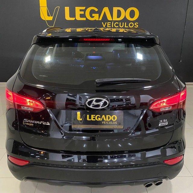 Hyundai Santa Fe 3.3 V6 2014  - Foto 5