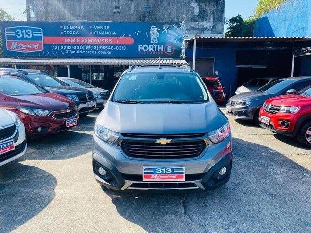 SPIN 2018/2019 1.8 ACTIV7 8V FLEX 4P AUTOMÁTICO - Foto 2
