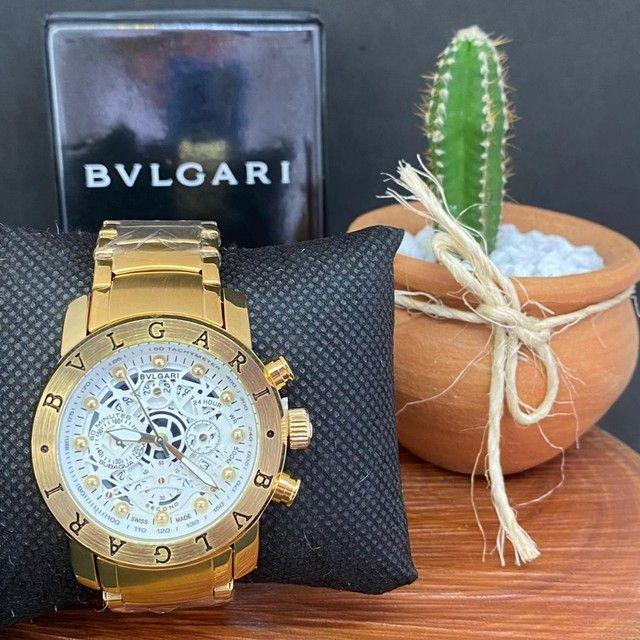 Relógio Bvlgari masculino - Foto 2