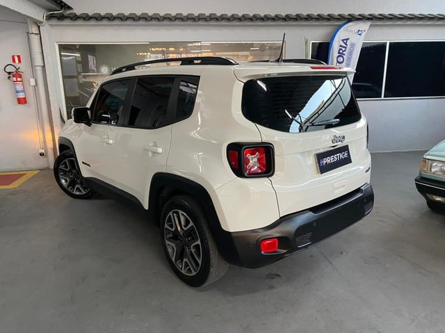 Jeep Renegade Longitude 1.8 Flex At Mod 2019 Km 34.000 Impecável Prestige Automóveis - Foto 4