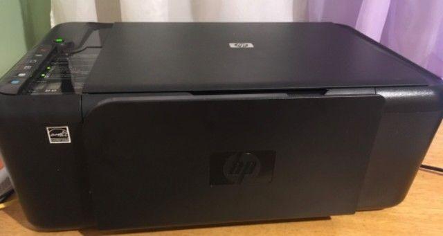 Impressora Hp Deskjet F 4480 - Foto 3