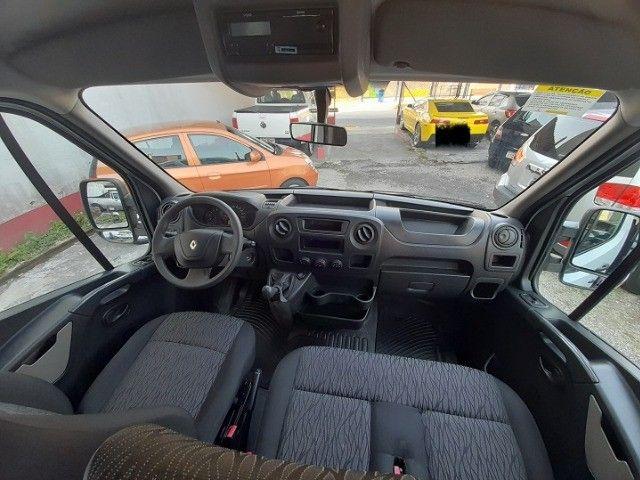 Renault / Master 2.3 DCI Minibus Executive 16L 2019 Branca - Foto 8