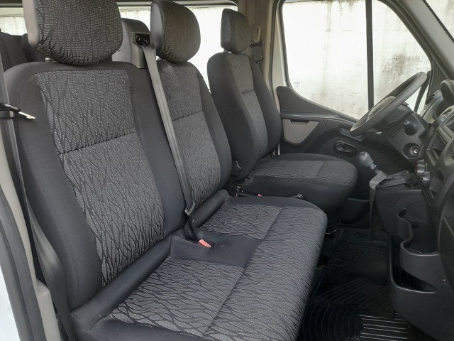 Renault / Master 2.3 DCI Minibus Executive 16L 2019 Branca - Foto 10