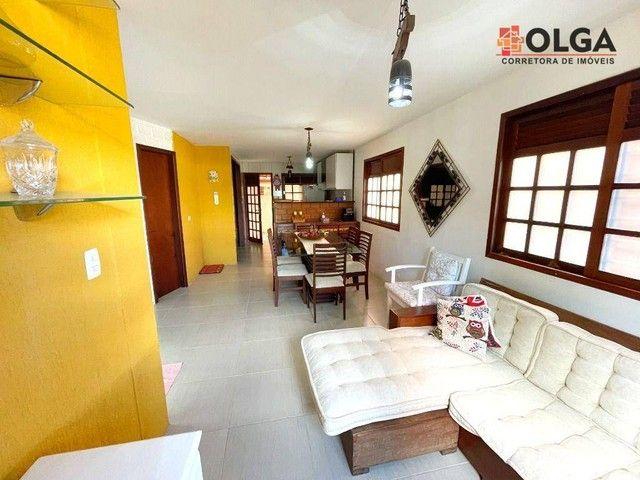 Casa com 3 dormitórios em condomínio, à venda, 120 m² por R$ 260.000 - Gravatá/PE - Foto 4
