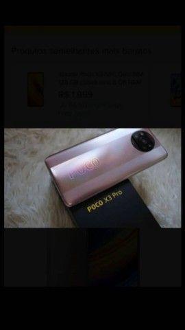 Xiaomi POCO X3PRO  8GB/256GB PRONTA ENTREGA - Foto 3