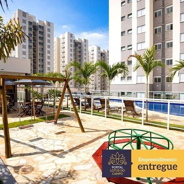 Apartamento à venda com 2 dormitórios em Jardim das colinas, Hortolândia cod:LF9482943 - Foto 10