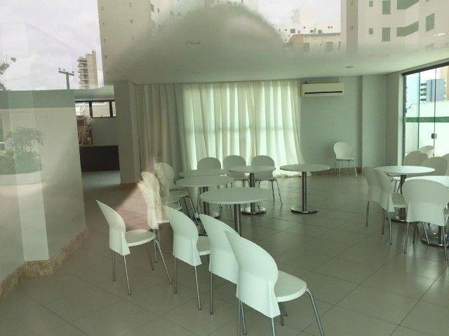 Apartamento alto padrão com infraestrutura completa - Foto 6
