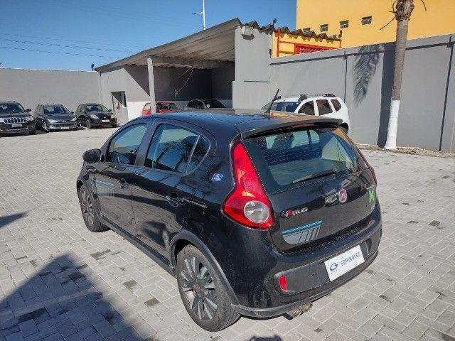 Fiat Palio Sporting 1.6 2016 Teto sola  40KM Versão blue edition - Foto 3