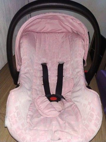 R$ 650 Carrinho Super novo + bebê Conforto - Foto 5