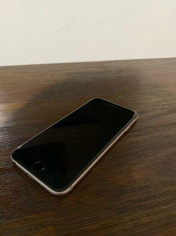iPhone 6S 64gb. Preto c/Prata.  - Foto 5