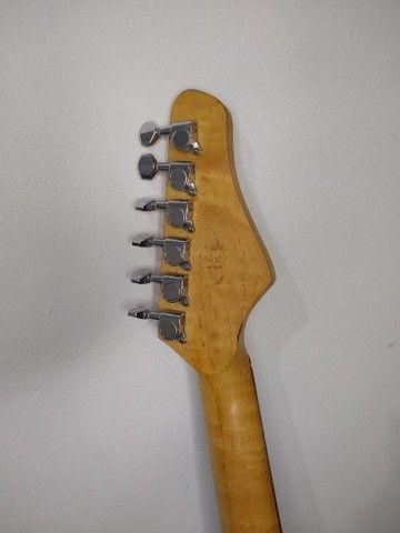 Guitarra Steinberg para tocar ou para decoração - Foto 3