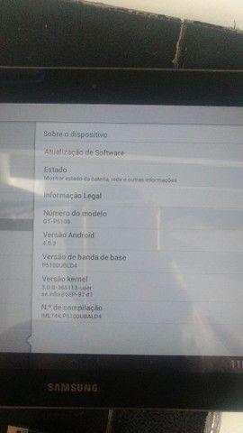 Samsung Galaxy tablet 2 10.1 perfeito estado - Foto 3