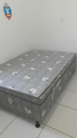 cama casal 250,00 Bicama sofá R$ 280,00  Cama luxo grandona 350,00   ipitanga - Foto 5
