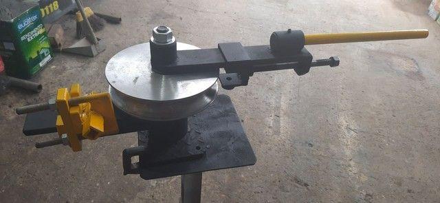 Calandras e curvadoras Steelmec Metalúrgica  - Foto 5