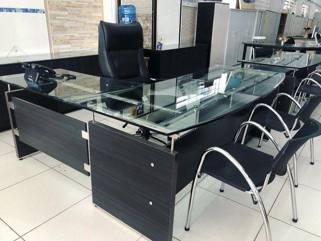Mesas e cadeiras para empresa - Foto 3