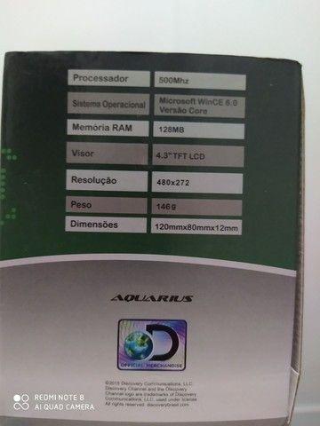 GPS automotivo Aquarius Discovery 4.3