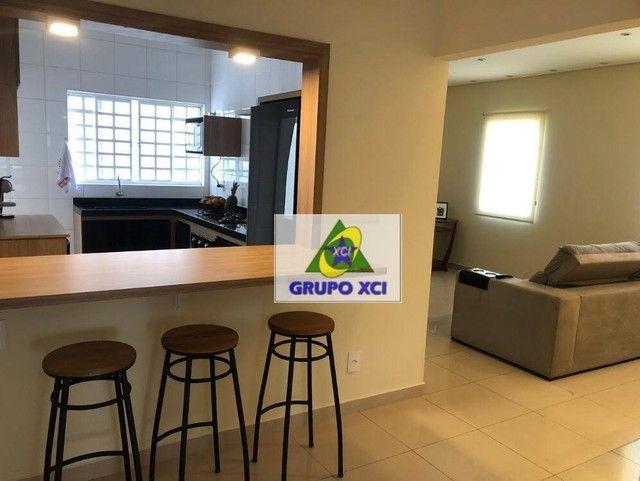 Casa com 3 dormitórios à venda, 140 m² por R$ 755.000 - Jardim Chapadão - Campinas/SP - Foto 12