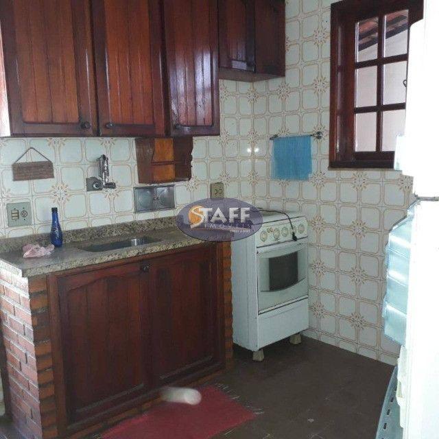 AZ-Casa com 2 quartos, 172 m², à venda-Campo Redondo - São Pedro da Aldeia/RJ(CA0987) - Foto 4