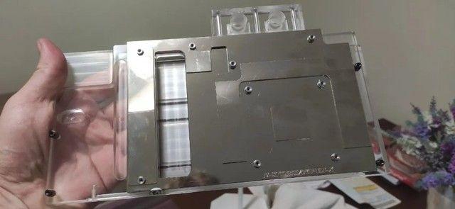 Water Block Para Placa de Video Gpu Zotac 1080/1070 Amp! - Foto 2