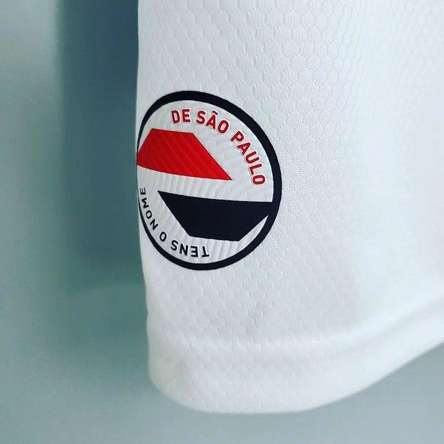 Camisa do São Paulo n° 1 Premium - Foto 6