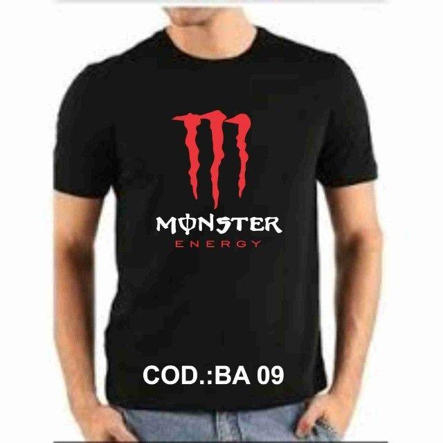 Camiseta Monster - Foto 4