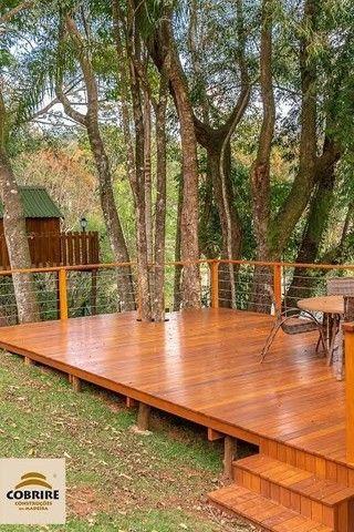 Deck de madeira  - Foto 6