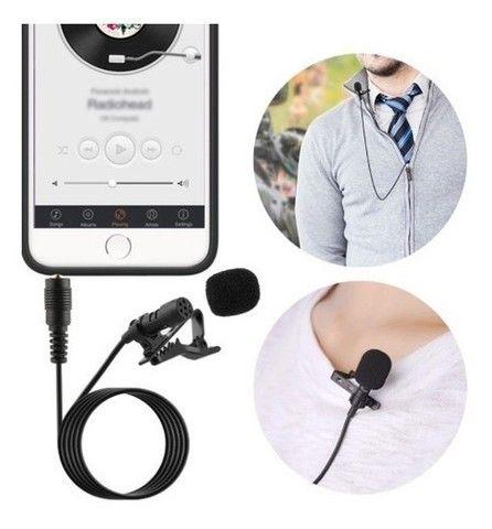 Microfone Lapela - Foto 3