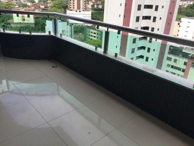 Apartamento alto padrão com infraestrutura completa - Foto 17