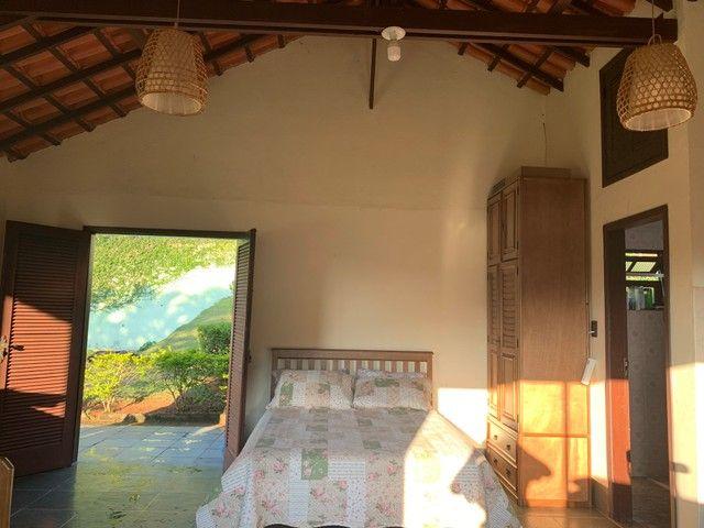 Chalé com suítes na serra dentro de condomínio - Foto 7