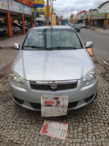 Fiat Siena EL 1.4 8V 2013/2014 Completo