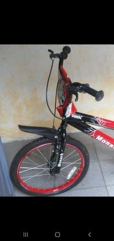 Vendo bicicleta Monark  - Foto 4
